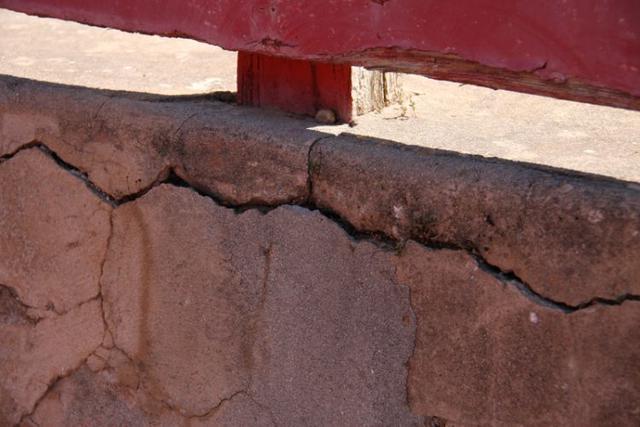 170717 plaza de toros Palma grietas EU