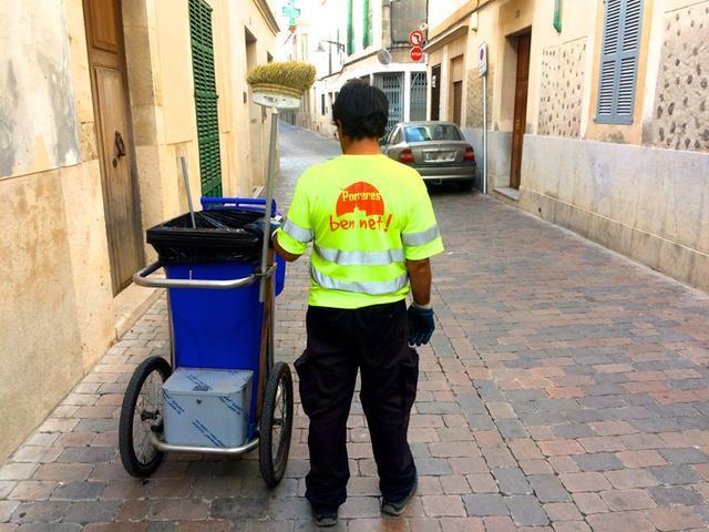 291217 porreres limpieza calles