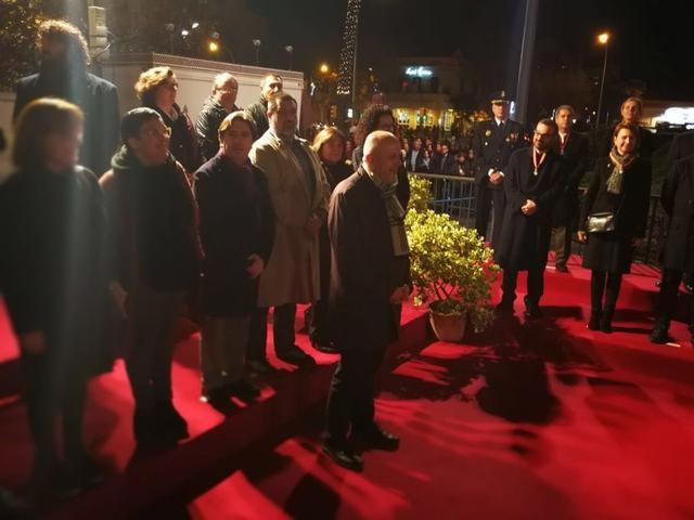ofrenda rey en jaume diada de mallorca 2017