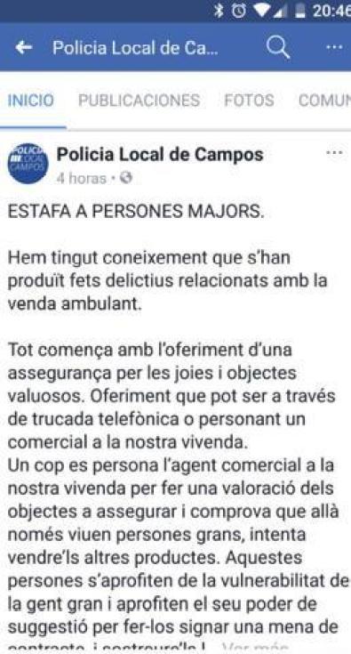 policia local de campos