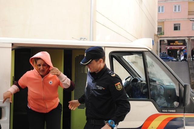 Detenidos Operacion Nitrato contra el narcotráfico pasan a disposición judicial 1