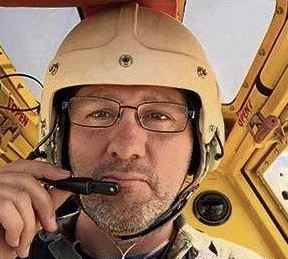 Antonio Alfaro, el piloto del Ibanat muerto
