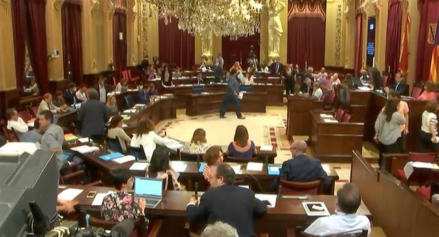 Parlament balear 11