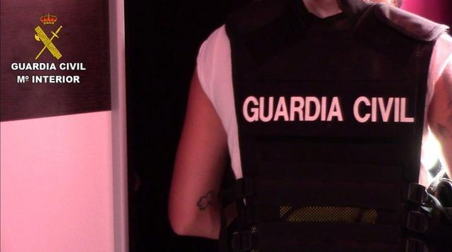 Se trata de uno de los mayores alijos de cocaína incautados en Baleares (Foto: Guardia Civil)