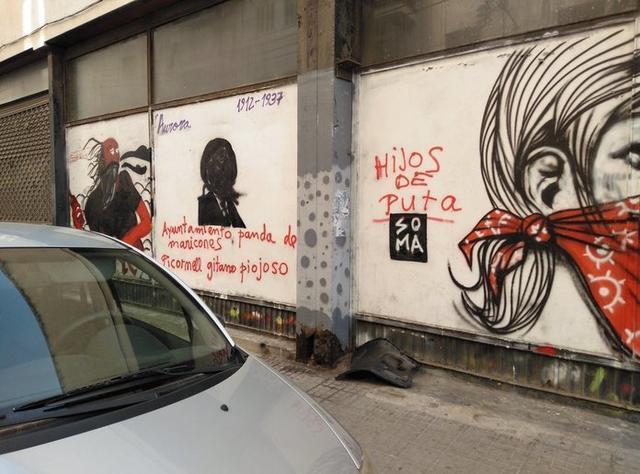 No es la primera que la sede es atacada (Foto: Twitter)
