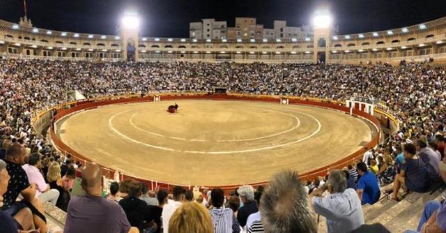 Podemos pide investigar una «infracción de la Ley de Memoria Histórica» en una corrida de toros en Palma