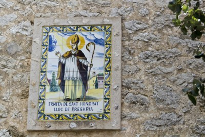 Randa Ermita de Sant Honorat