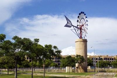 Windmühle Palma