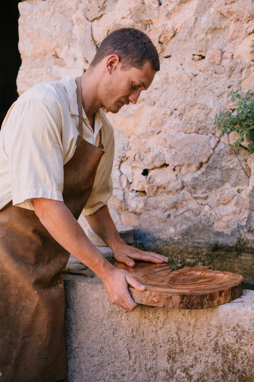 Lluis Forteza von Veta Crafts Mallorca