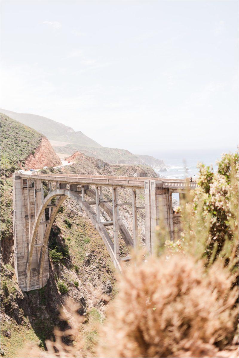 The Bixby Bridge California