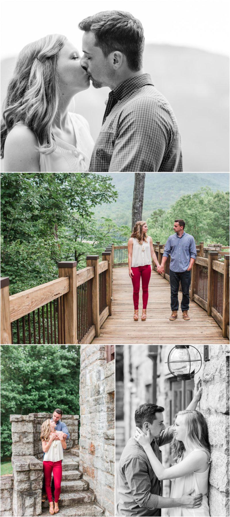 Summer Mountain Engagement