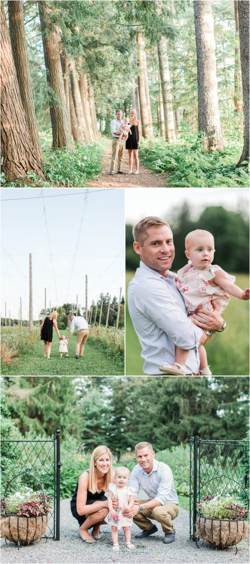 Central New York Family Session