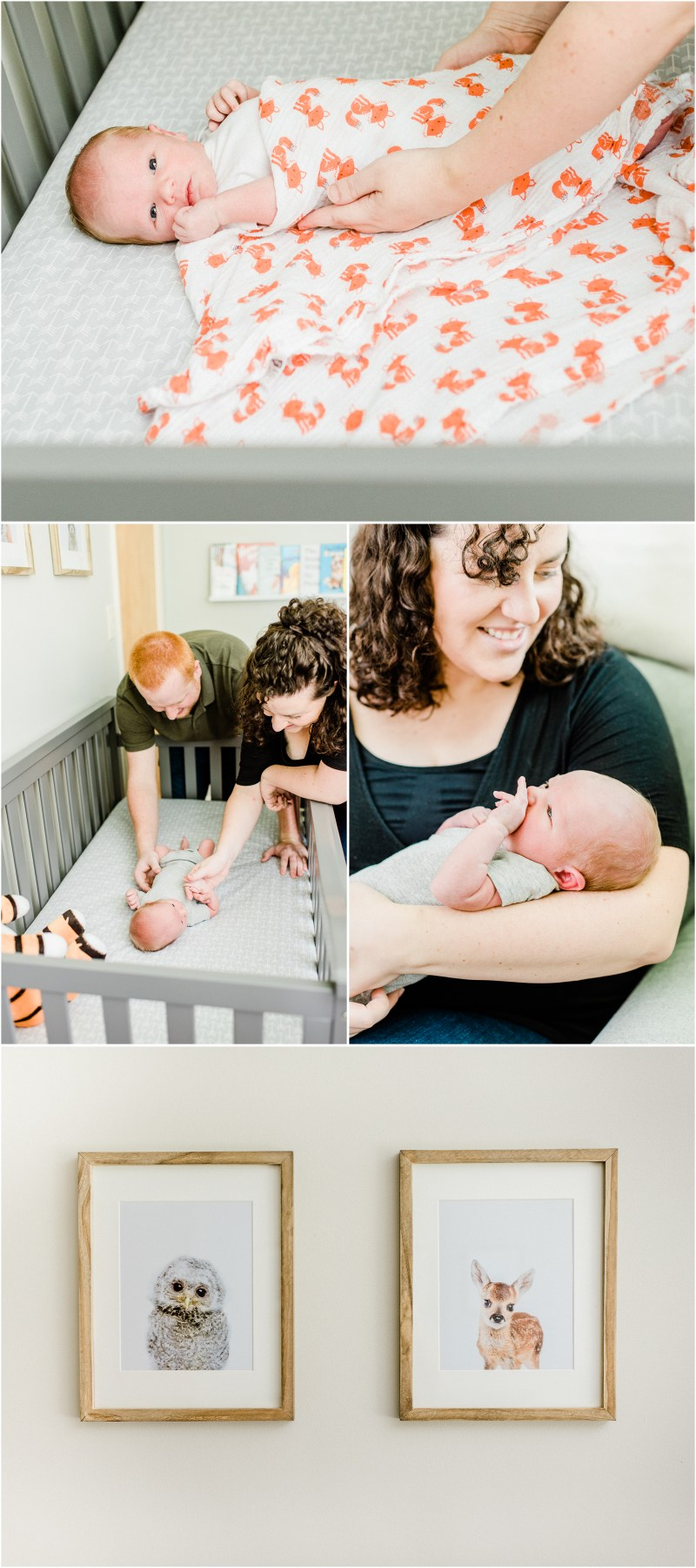 Spartanburg Newborn Session