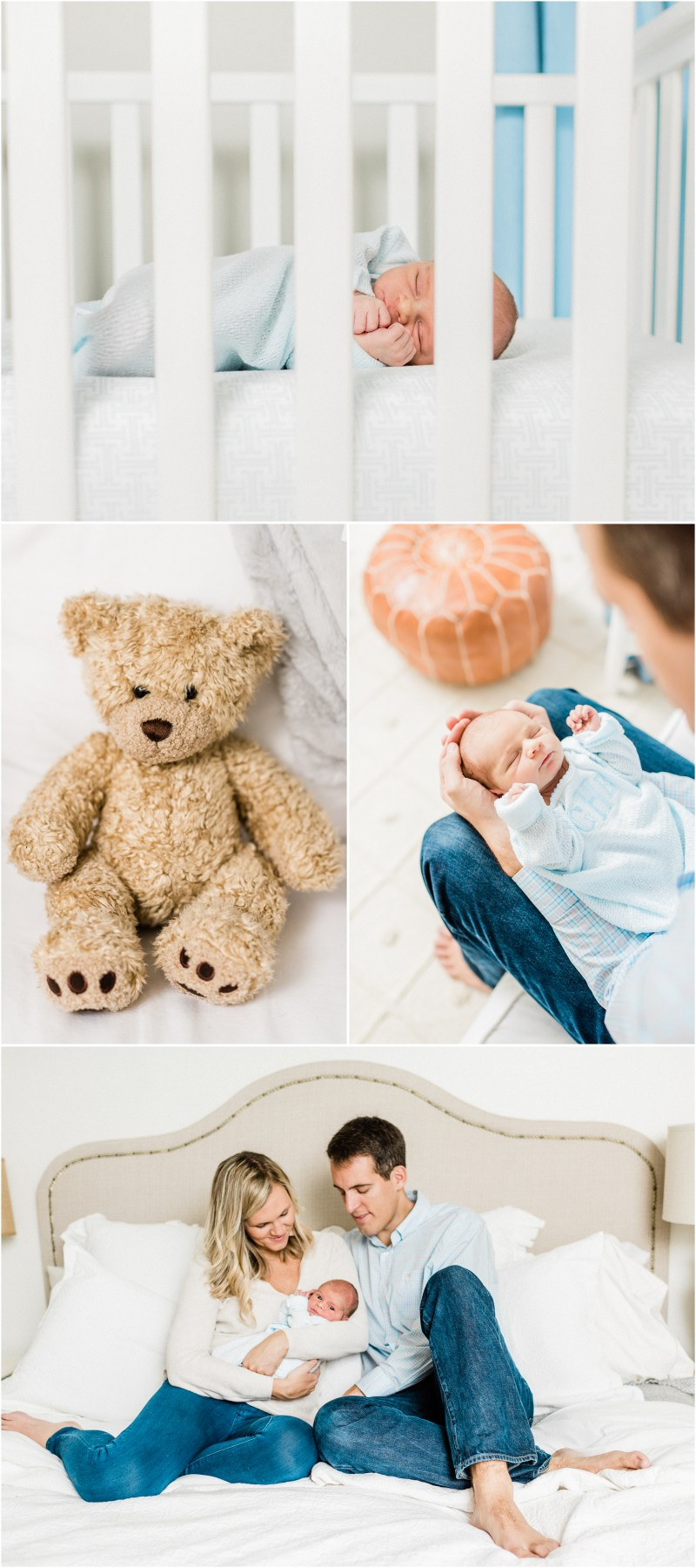 Greenville SC newborn session
