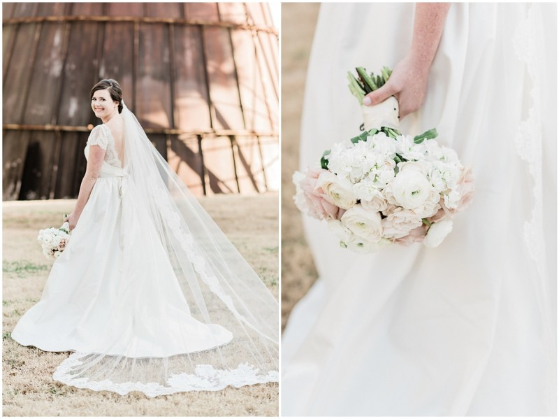 Bridal session at Larkins Sawmill