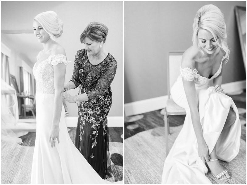 Charleston South Carolina wedding getting ready photos