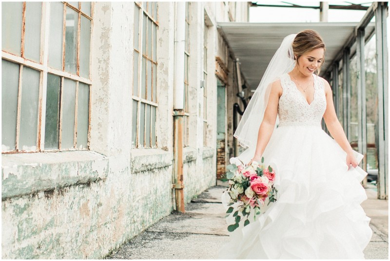 Taylors Mill Bridal Session
