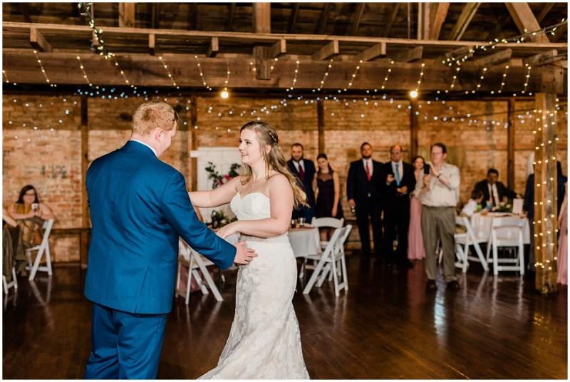 Sleepy Hollow barn wedding reception