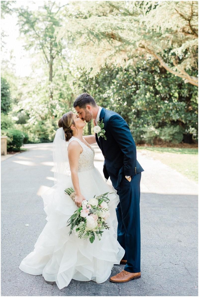 Spartanburg Wedding Bride and Groom Photos