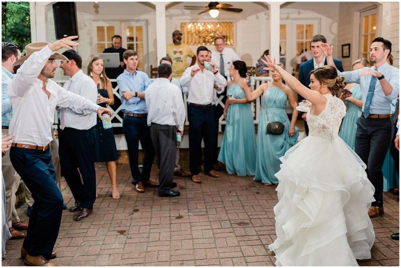 Duncan Estate Outdoor Wedding Reception, Spartanburg