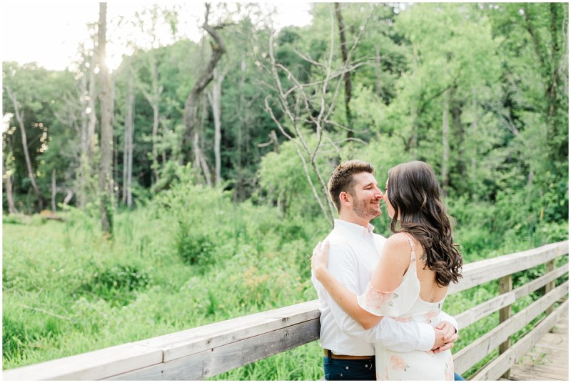 Lake Conestee Nature Park Engagement Session