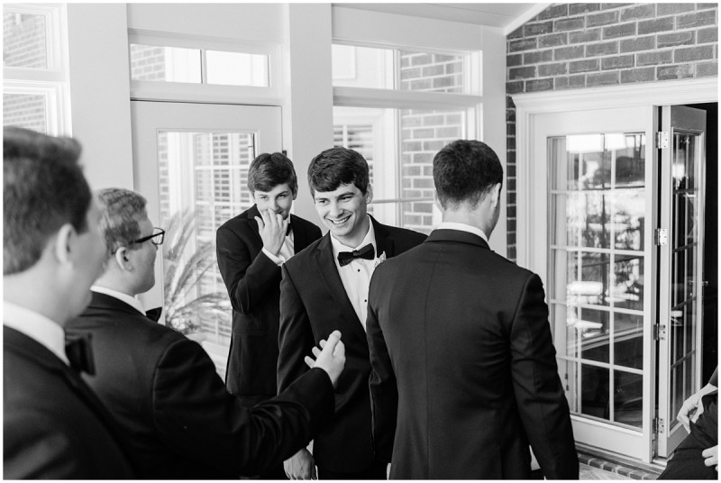 Greenville wedding getting ready photos