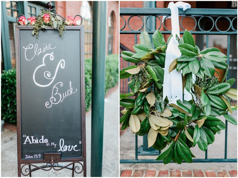 Downtown Greenville L Wedding