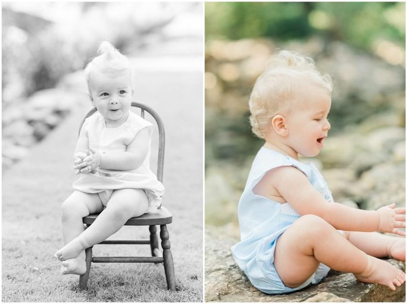 Fine art baby photography | Greenville, SC