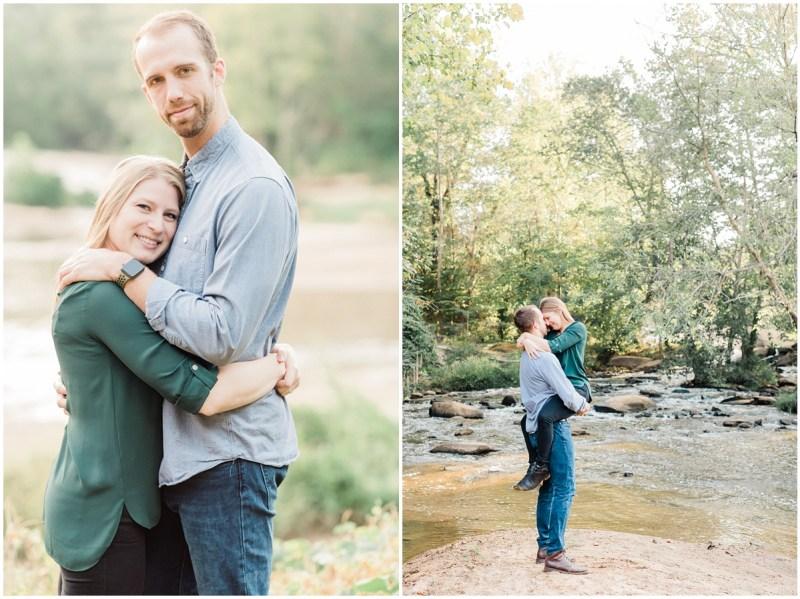 Cedar Falls engagement photos