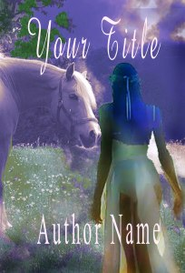 premade cover horse andmaiden