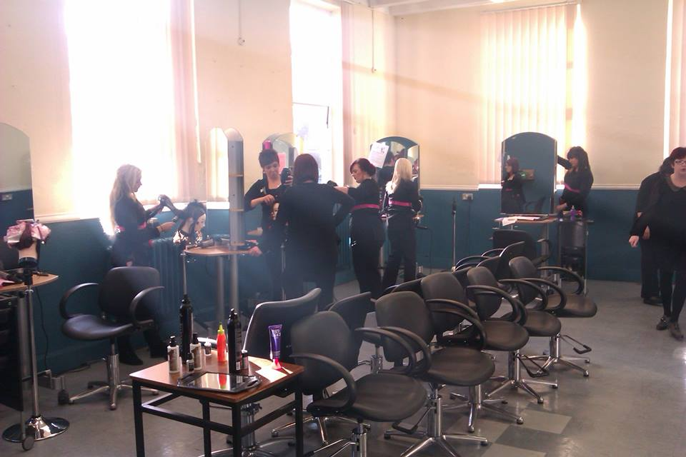 HairSalon @MallowCollege