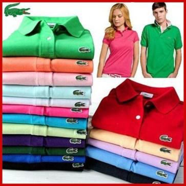 קטלוג חולצות פולו קצרות לנשים לקוסט LACOSTE