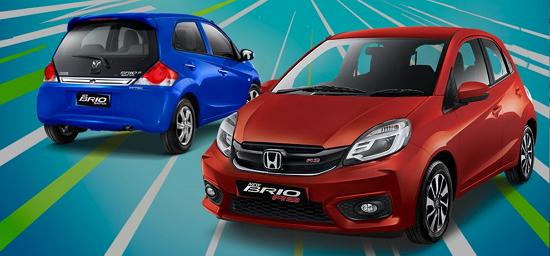 All New Honda Brio Indonesia