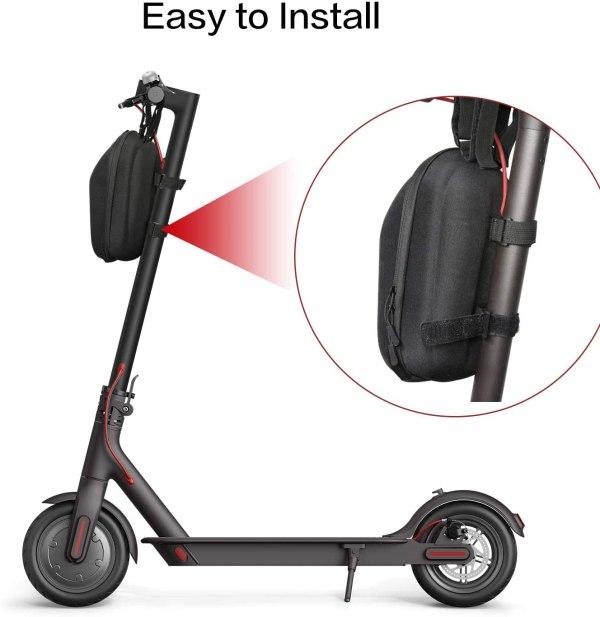 Segway Ninebot Waterproof Storage Bag for ES1/ES2/ES4 Kick Scooters