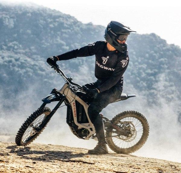 SEGWAY Ninebot Electric Dirt Bike Motocross, Dirt eBike X160, Mighty Torque and Super Lightweight