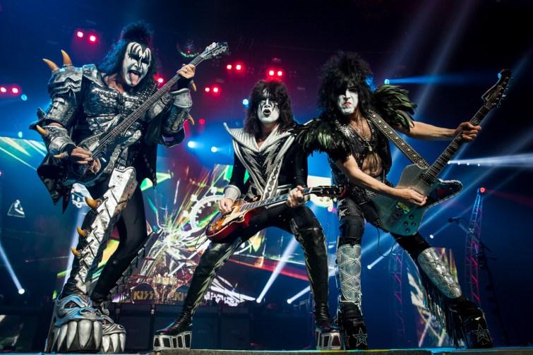 Banda de rock Kiss