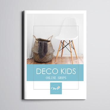 Guía de tiendas de decoración infantil online, montessori, Maloo Studio