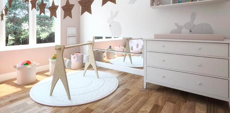 Ambiente preparado, decoración infantil, Montessori