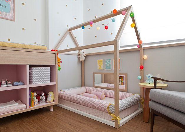 cama baja para niños, decoración infantil, maloo studio, decokids, decoración bebé