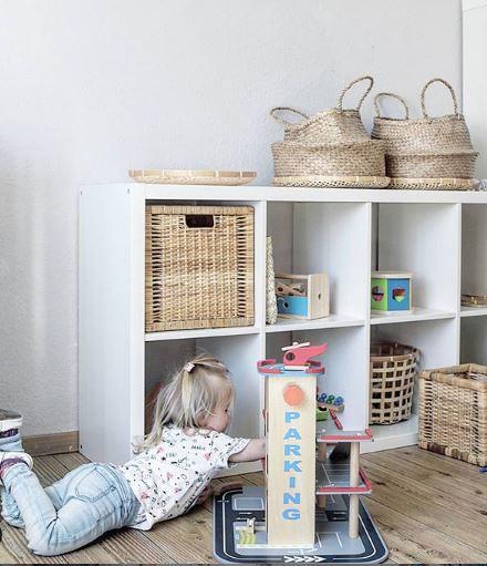 organizar juguetes, niños, decoración infantil, ordenar juguetes