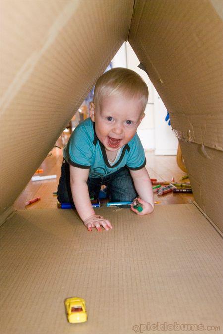 juegos de niños, maloo studio, decoracion infantil, montessori, juego del tunel, ambiente preparado, juguetes