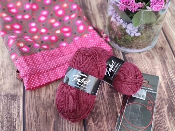 Apprendre à tricoter des chaussettes (tuto gratuit)