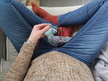Recette pour tricoter des chaussettes