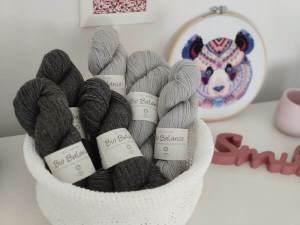 Santoline, pull colorblock pour femme au tricot