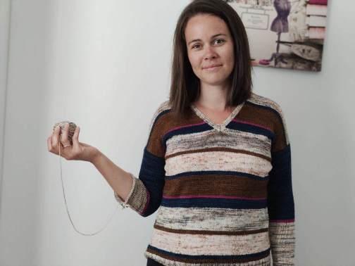 Tricoter une manche avec des mini aiguilles circulaires - Bien choisir ses aiguilles