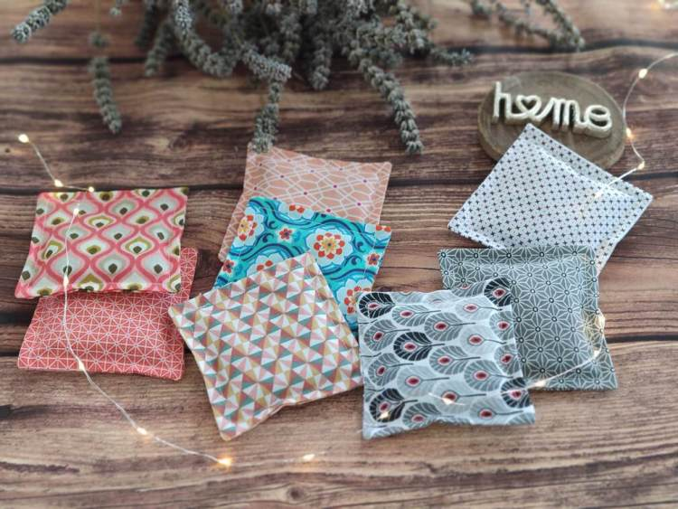 Sachets de lavande - Maloraé designs