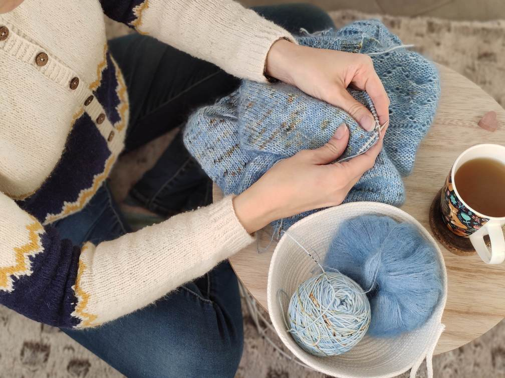 Pause tricot - Maloraé Designs