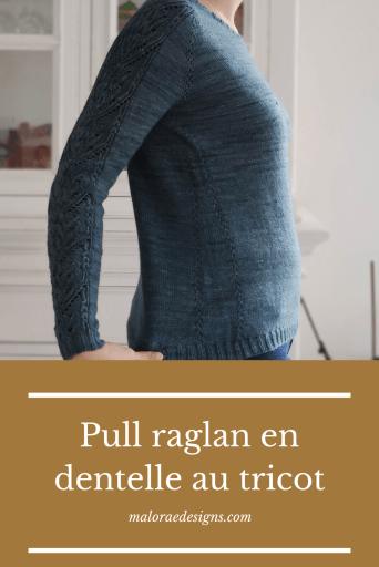 Maloraé Designs - Pull Hysope