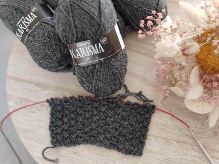 Lithops - Gilet au tricot - LITLG - Maloraé Designs