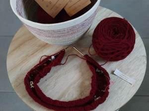 Watsonia cardigan - Appel au test - Maloraé Designs